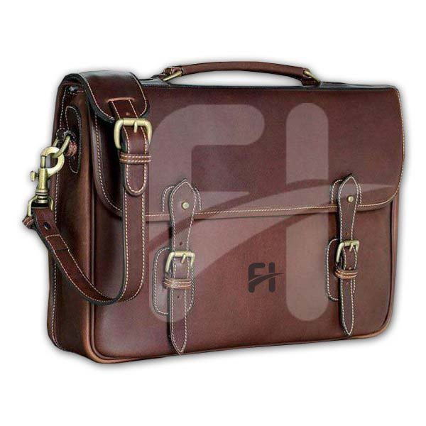 Leather Brief Cases