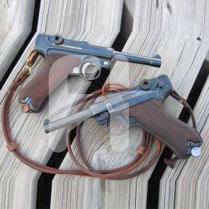 Luger Lanyards